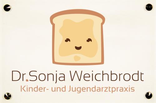 Kinderärztin Dr. Weichbrodt Logo.png