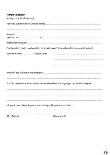 Arbeitsvertrag Für Medizinische Fachangestellte Mfa Kostenlose