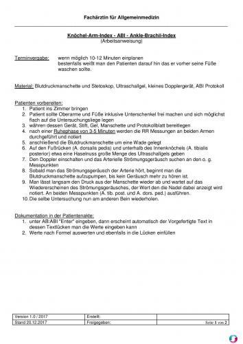Fragebogen vor Gesundheitsuntersuchung (GU) - Qualitätsmanagement in ...